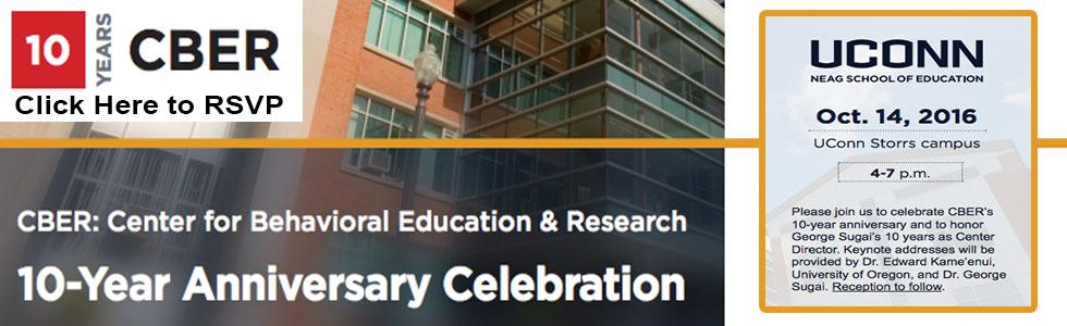 CBER 10 year Celebration