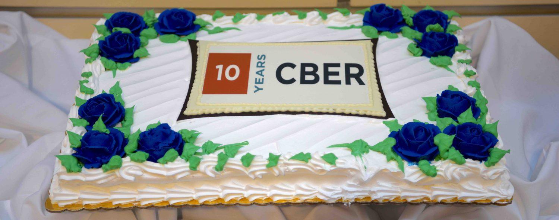 CBER 10th Anniversary
