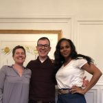 Congratulations to Drs. Jennifer Freeman, Devin Kearns, and Tamika La Salle on promotion to associate professors and tenures